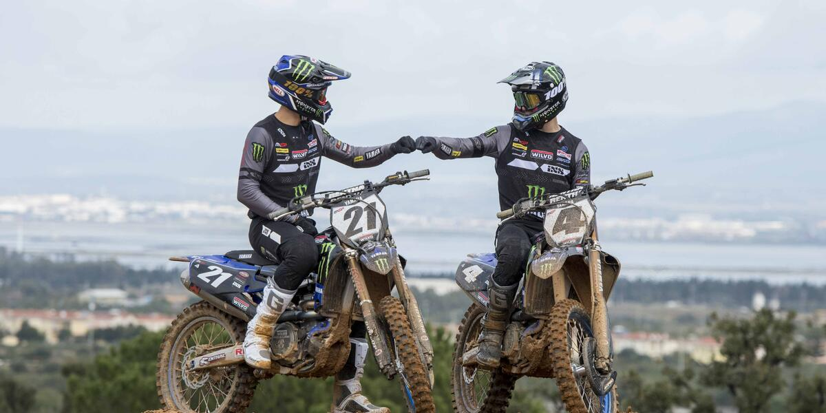 Wilvo Yamaha Offical MXGP Team