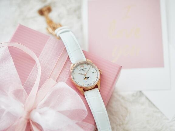 Saint Valentin gift - DS8 Lady Moon Phase C033.257.36.118.00
