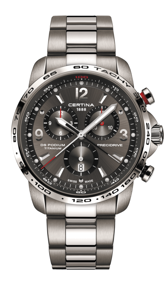 Certina Watch DS Podium Chronograph 1/100 sec C001.647.44.087.00