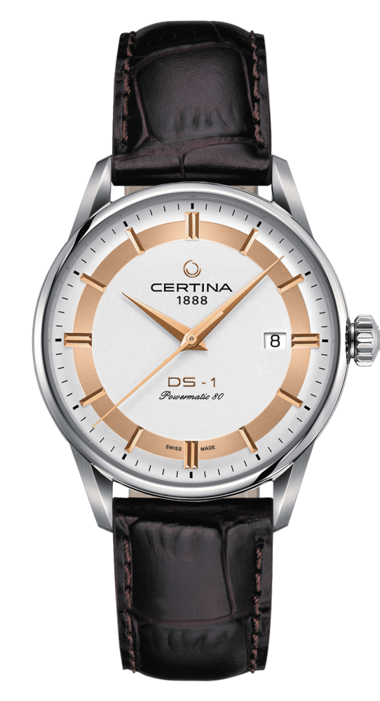 Certina Watch DS-1 Powermatic 80 Himalaya C029.807.16.031.60