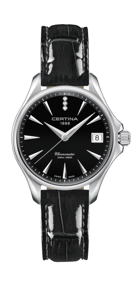 Certina Watch DS Action Lady Diamonds C032.051.16.056.00