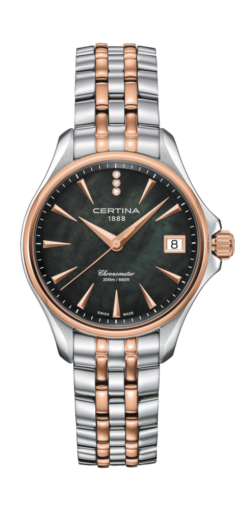 Certina Watch DS Action Lady Diamonds C032.051.22.126.00