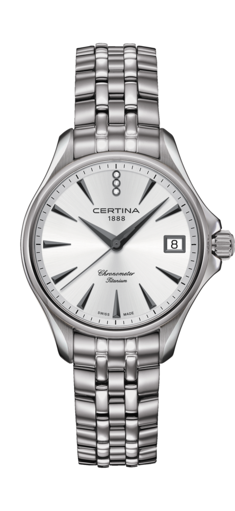 Certina Watch DS Action Lady Diamonds C032.051.44.036.00