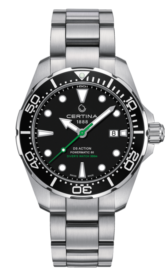 Certina Watch DS Action Diver Powermatic 80 C032.407.11.051.02