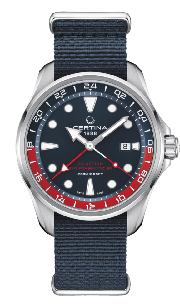 Certina Watch DS Action GMT C032.429.18.041.00