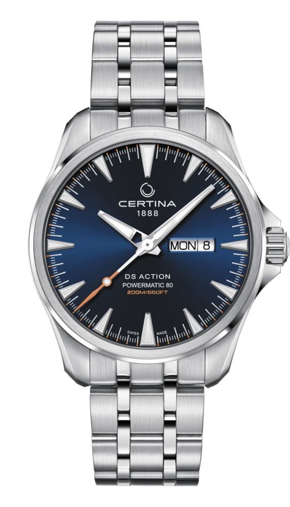 Certina Watch DS Action Day-Date C032.430.11.041.00