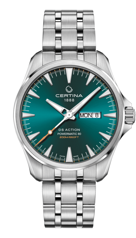 Certina Watch DS Action Day-Date C032.430.11.091.00