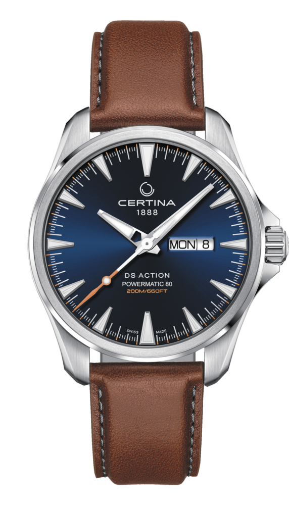 Certina Watch DS Action Day-Date C032.430.16.041.00