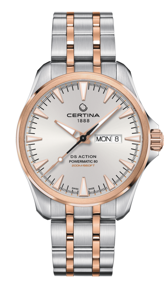 Certina Watch DS Action Day-Date Powermatic 80 C032.430.22.031.00
