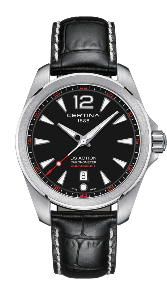 Certina Watch DS Action Fixed Bezel C032.851.16.057.01