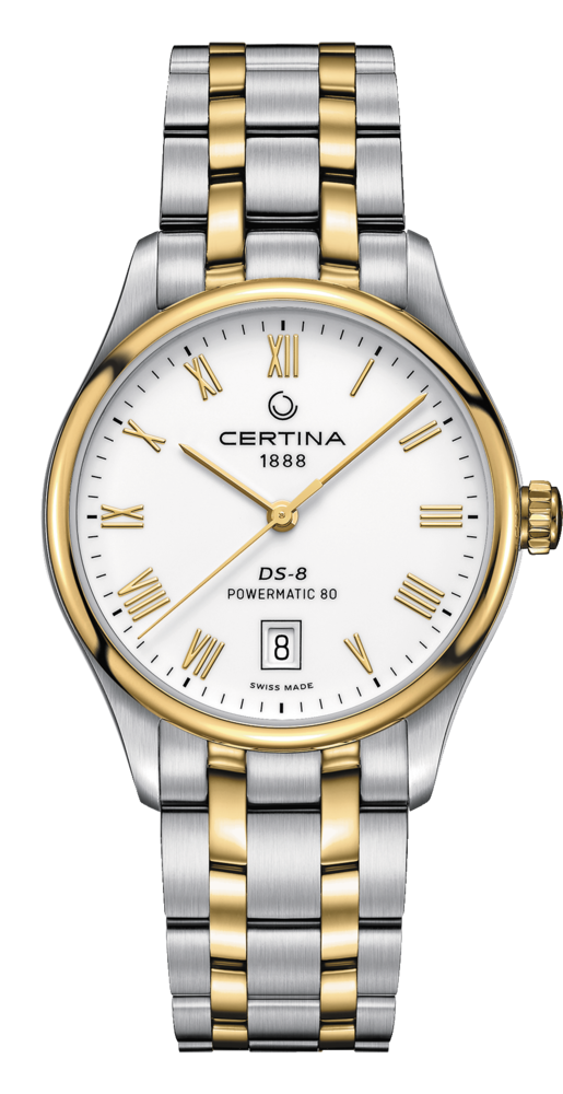 Certina Watch DS-8 Powermatic 80  C033.407.22.013.00