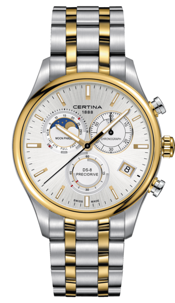 Certina Watch DS-8 Moon Phase C033.450.22.031.00