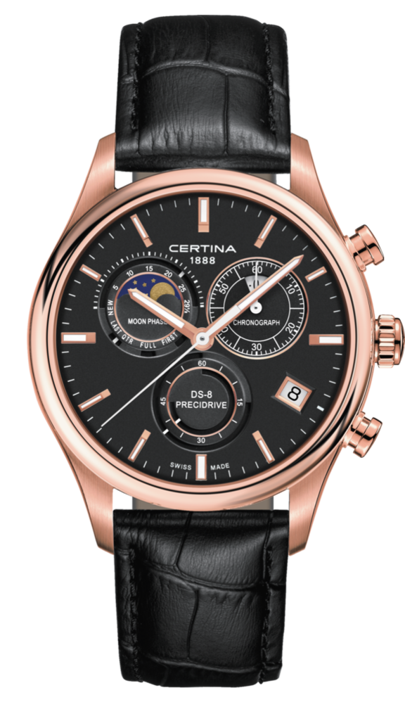 Certina Watch DS-8 Moon Phase C033.450.36.051.00