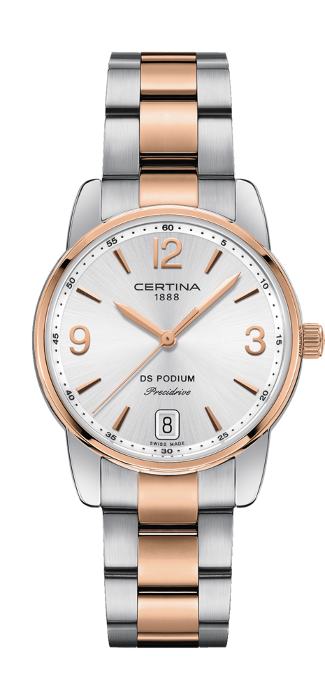Certina Watch DS Podium Lady 33mm C034.210.22.037.00