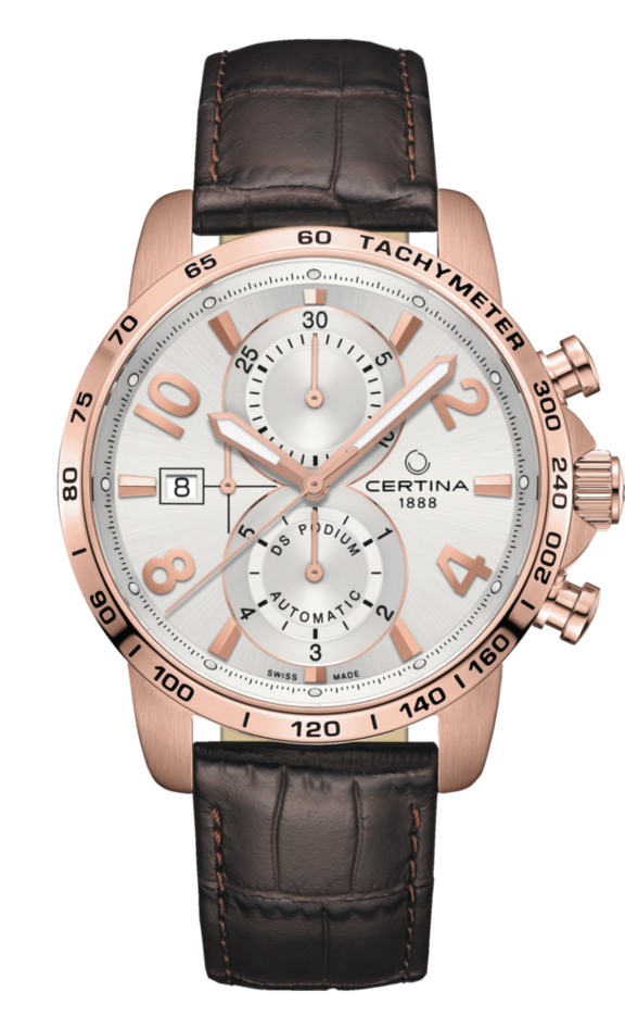 Certina Watch DS Podium C034.427.36.037.00