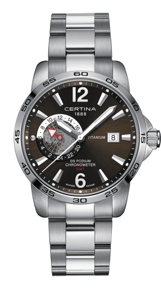 Certina Watch DS Podium GMT  C034.455.44.087.00