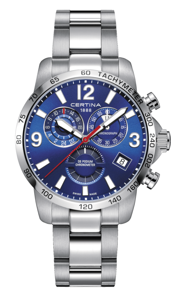 Certina Watch DS Podium GMT C034.654.11.047.00