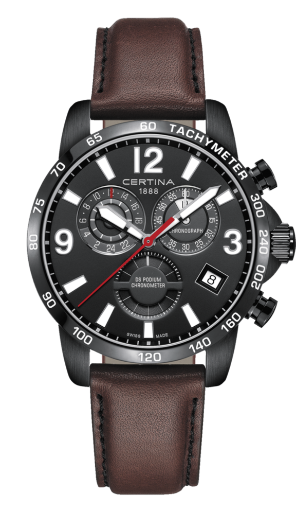 Certina Watch DS Podium GMT C034.654.36.057.00