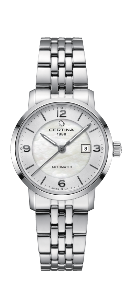 Certina Watch DS Caimano Lady Automatic 29mm C035.007.11.117.00