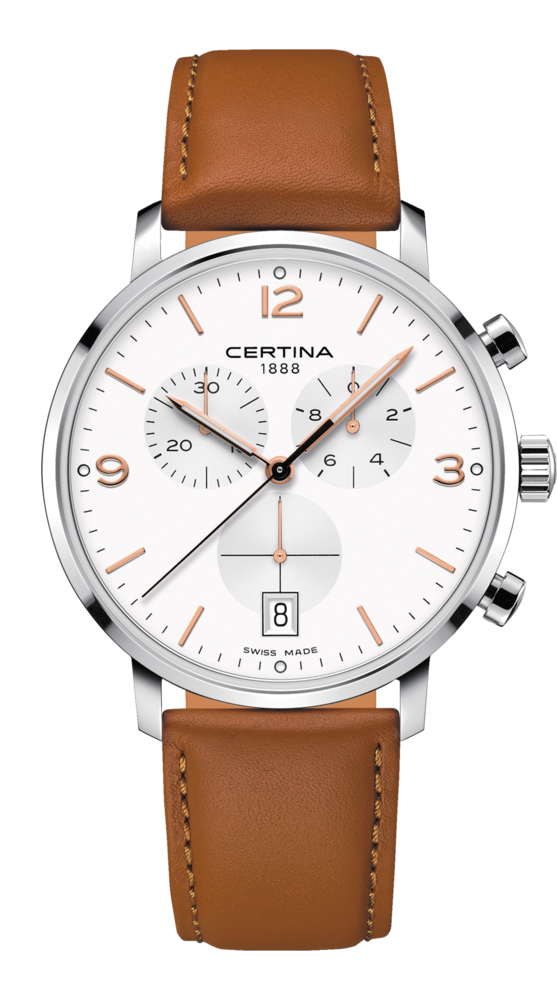 Certina Watch DS Caimano Chronograph C035.417.16.037.01