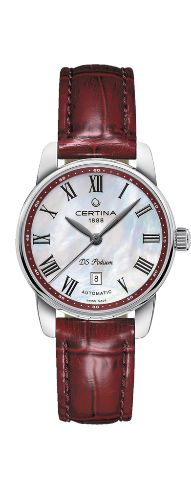 Certina Watch DS Podium Lady Automatic 29mm C001.007.16.423.00
