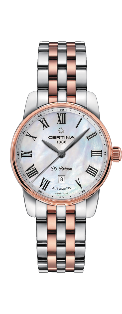 Certina Watch DS Podium Lady Automatic 29mm C001.007.22.113.00