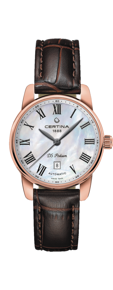 Certina Watch DS Podium Lady Automatic 29mm C001.007.36.113.00
