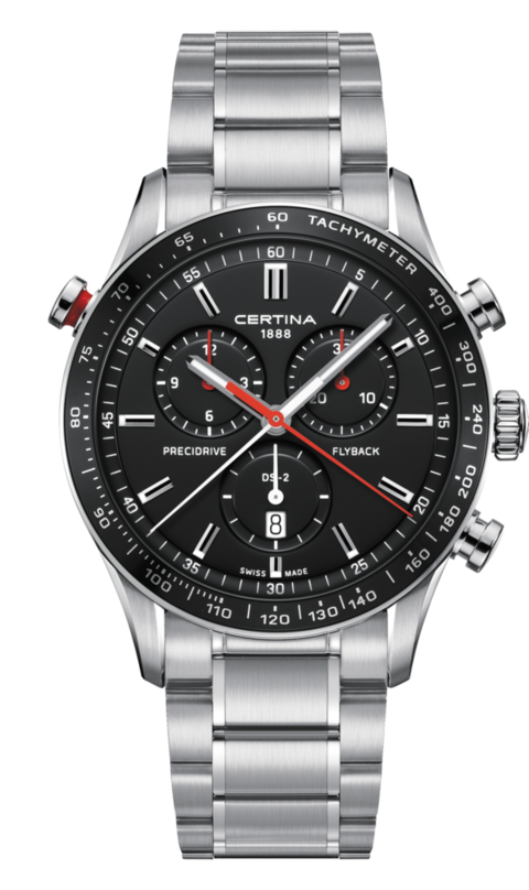 Certina Watch DS-2 Chronograph Flyback C024.618.11.051.01