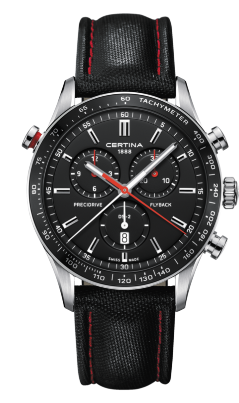 Certina Watch DS-2 Chronograph Flyback C024.618.16.051.00