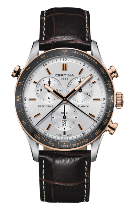 Certina Watch DS-2 Chronograph Flyback C024.618.26.031.00