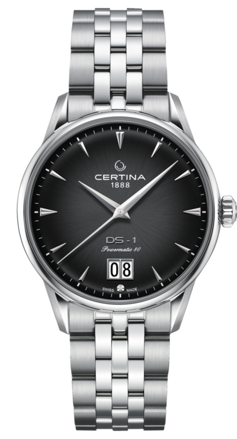 Certina Watch DS-1 Big Date Powermatic 80 C029.426.11.051.00