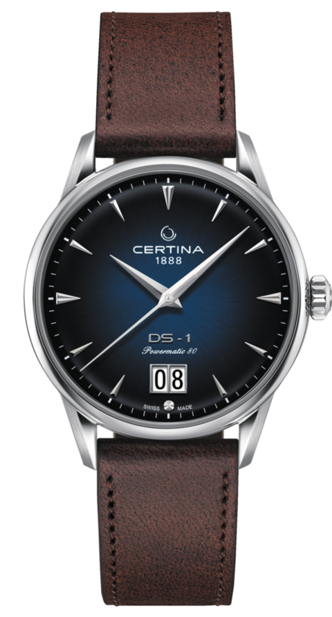 Certina Watch DS-1 Big Date Powermatic 80 C029.426.16.041.00