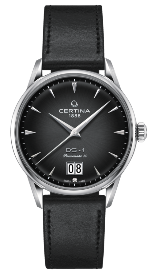 Certina Watch DS-1 Big Date Powermatic 80 C029.426.16.051.00