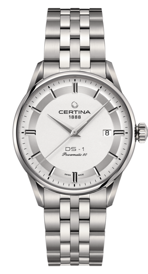 Certina Watch DS-1 Powermatic 80 Himalaya C029.807.11.031.60