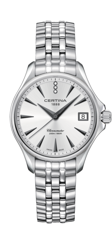 Certina Watch DS Action Lady Diamonds C032.051.11.036.00