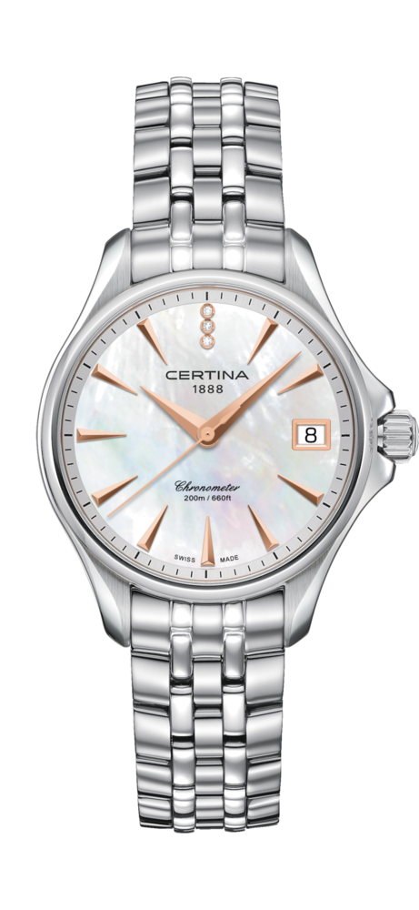 Certina Watch DS Action Lady Diamonds C032.051.11.116.00