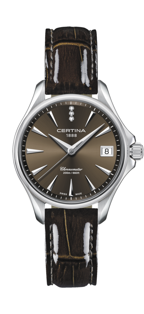 Certina Watch DS Action Lady Diamonds C032.051.16.296.00
