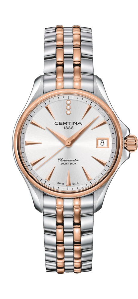 Certina Watch DS Action Lady Diamonds C032.051.22.036.00