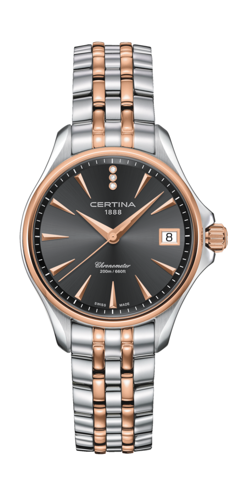 Certina Watch DS Action Lady Diamonds C032.051.22.086.00