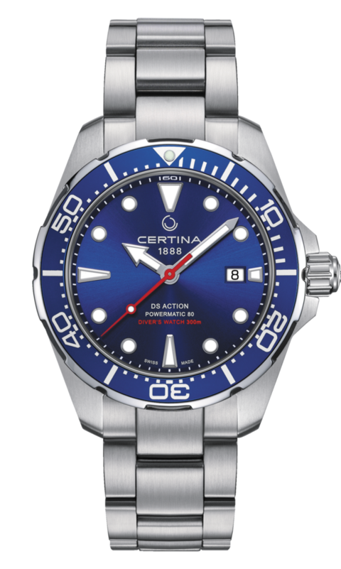 Certina Watch DS Action Diver Powermatic 80 C032.407.11.041.00
