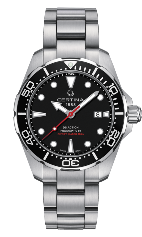 Certina Watch DS Action Diver Powermatic 80 C032.407.11.051.00
