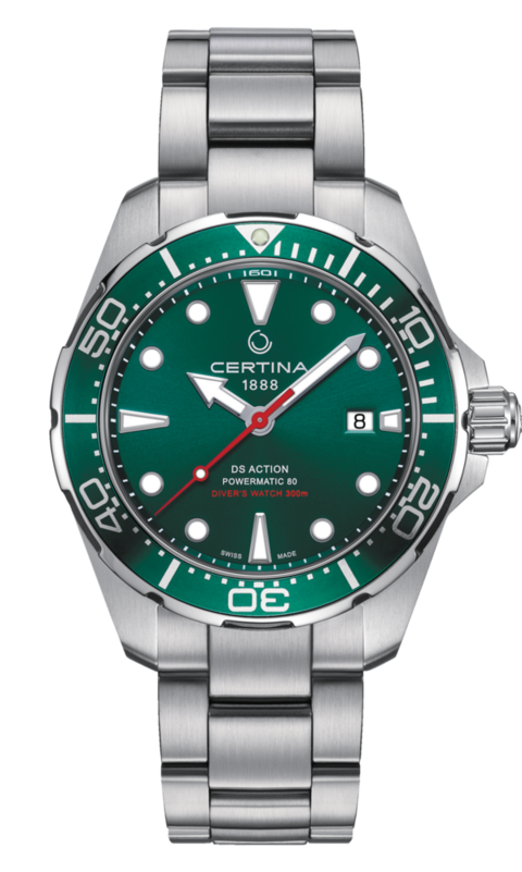 Certina Watch DS Action Diver Powermatic 80 C032.407.11.091.00