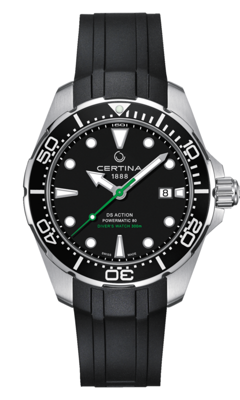 Certina Watch DS Action Diver Powermatic 80 C032.407.17.051.00