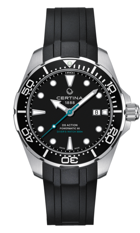 Certina Watch DS Action Diver Powermatic 80 C032.407.17.051.60