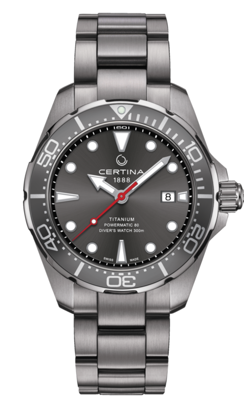 Certina Watch DS Action Diver Powermatic 80 C032.407.44.081.00