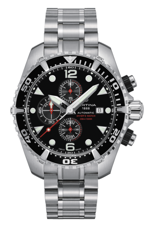 Certina Watch DS Action Diver Chronograph Automatic C032.427.11.051.00