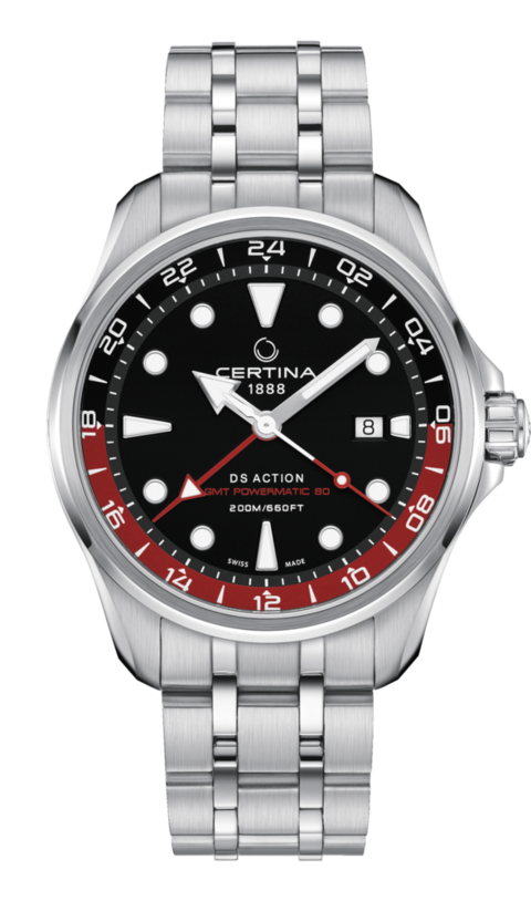 Certina Watch DS Action GMT Powermatic 80 C032.429.11.051.00