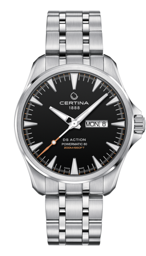 Certina Watch DS Action Day-Date Powermatic 80 C032.430.11.051.00