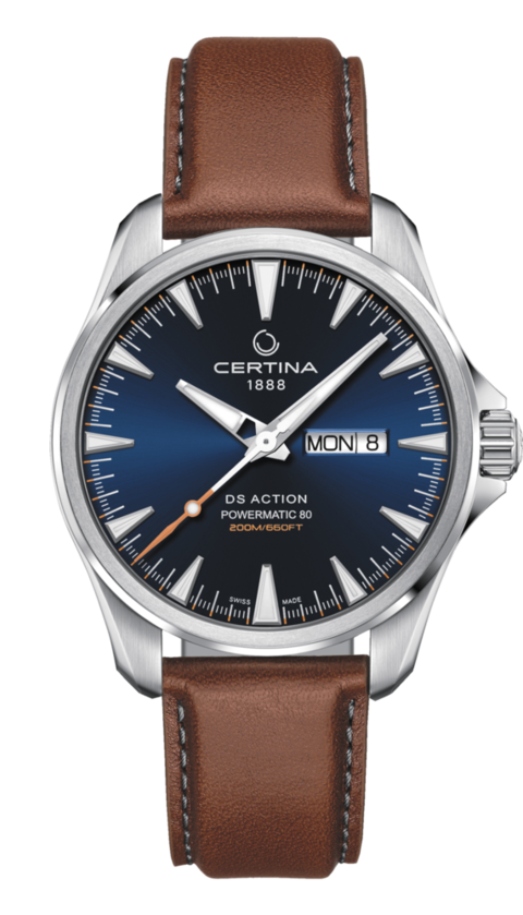 Certina Watch DS Action Day-Date Powermatic 80 C032.430.16.041.00