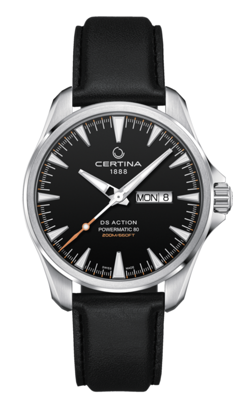 Certina Watch DS Action Day-Date Powermatic 80 C032.430.16.051.00